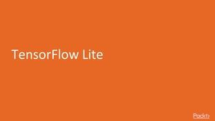 TensorFlow Lite - Hands-on TensorFlow Lite for Intelligent