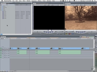 Working with Match Frames - Advanced Final Cut Pro [Video]