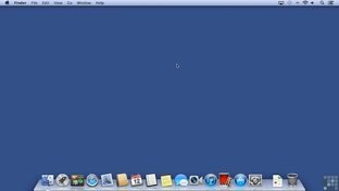 Sharing Files With AirDrop - Apple OS X Mountain Lion [Video]