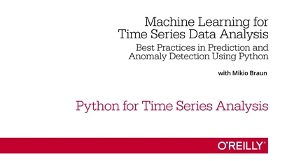 Python for Time Series Analysis | Learning Path: Machine