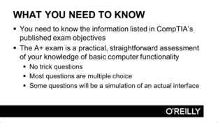What You Need To Know - Preparing for CompTIA A+ - Exam 220-902