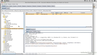 SQL Injection Testing With Burp Suite - Advanced White Hat