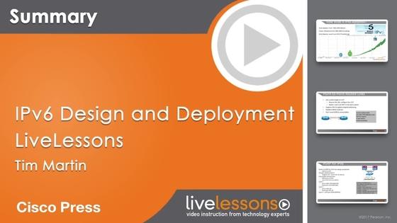 Resultado de imagen de LIVE LESSONS ipv6 design
