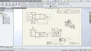 Revision Cloud And Revision Symbol - SolidWorks - Drawing Tools [Video]