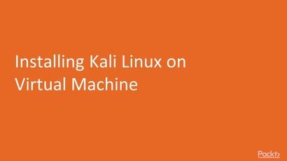 Installing Kali Linux on Virtual Machine | LEARNING PATH