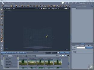 Edit tree shape learning carrara 8 [video].
