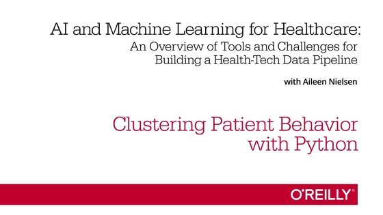 Clustering Patient Behavior with Python - AI and Machine