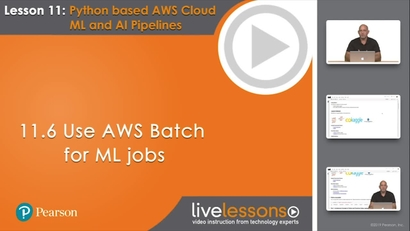11 6 Use AWS Batch for ML jobs | Learning Path: Essential