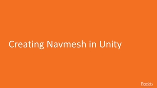 Creating a Navmesh in Unity - Extended Reality (XR) - Building AR