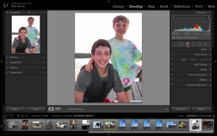 Removing Red-Eye - Adobe Photoshop Lightroom CC (2015