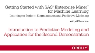 Introduction to Predictive Modeling and Application for the Second