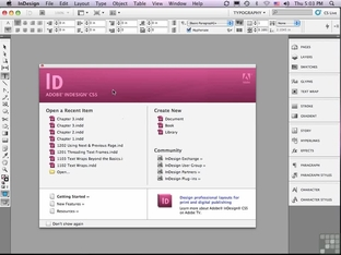 Creating And Updating A Table Of Contents - Adobe InDesign