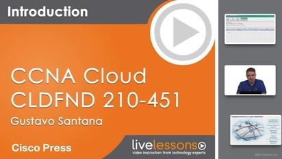 Cisco CCNA Cloud CLDFND 210-451 - O'Reilly Media