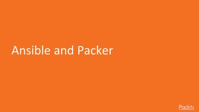 Ansible and Packer | LEARNING PATH: Ansible: Ansible