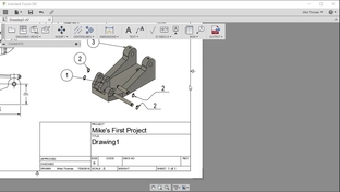 Configuring The Title Block - Component Design with Autodesk Fusion