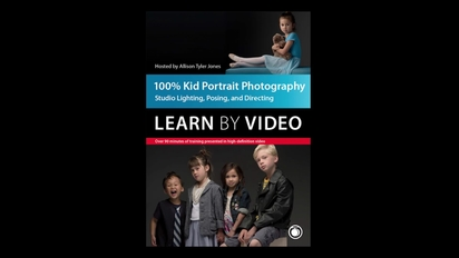 100% Kid Portrait Photography: Learn by Video - O'Reilly Media