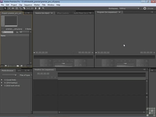Final Cut Pro/Avid Compatibility - Adobe Premiere Pro CS5 [Video]
