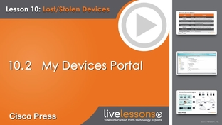 10 2 My Devices Portal - Cisco Bring Your Own Device (BYOD