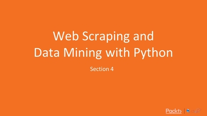 Create Your Own Crawlers with Scrapy | LEARNING PATH: Python