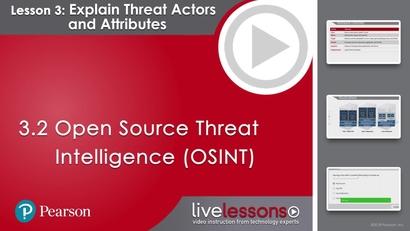 3 2 Open Source Threat Intelligence (OSINT) | Learning Path