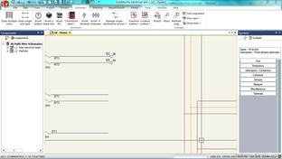Excellent Terminal Blocks Solidworks Electrical Schematic Fundamentals Video Wiring 101 Tzicihahutechinfo