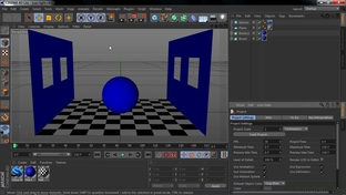Animating The C4D Sun-Light - Learning CINEMA 4D Lite For After