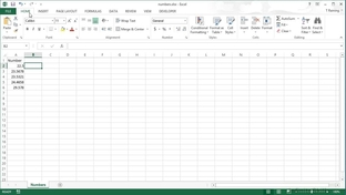 int and mod for integer and remainder values microsoft excel