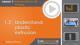 1 2 Understand plastic extrusion - Mastering 3D Printing