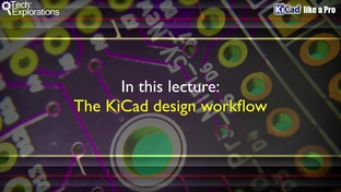 The PCB design process using KiCad - KiCad like a Pro [Video]