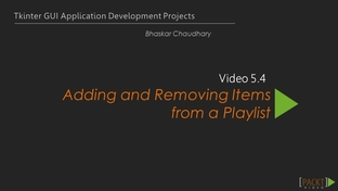 Adding and Removing Items from a Playlist - Learning Path