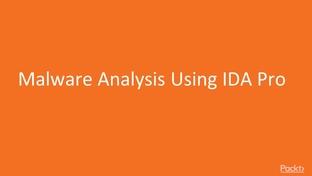Malware Analysis Using IDA Pro - Fundamentals of Malware
