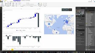 25 Advanced Dax - Scenario Analysis Price and Volume changes - Power