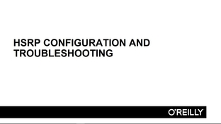HSRP Configuration and Troubleshooting - Cisco 200-125 CCNA