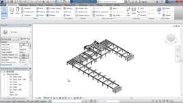 Adding Joist Extensions - Learning Autodesk Revit Structure 2016 [Video]