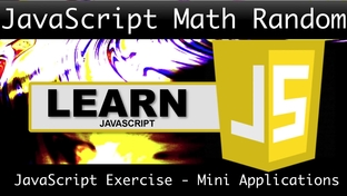 JavaScript Math Random - Practise JavaScript by Building 3