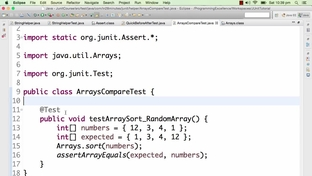 Step 09: Testing Exceptions in JUnit Tests - Mockito Tutorial