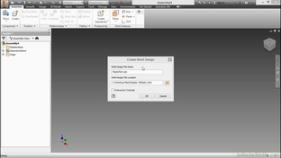 Tooling File Naming - Mastering Autodesk Inventor - Tooling and