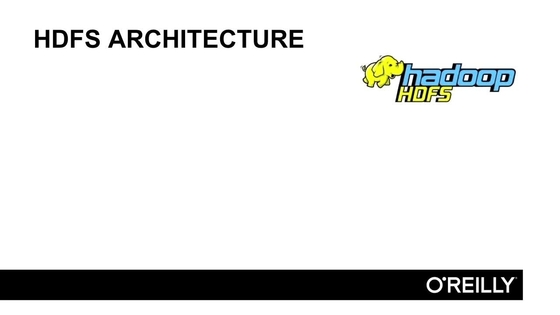 Video Thumbnail For HDFS Architecture