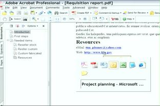 Building a PDF in Excel & Other Applications - Adobe Acrobat