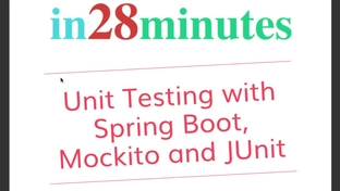 Next Steps - Master Java Unit Testing with Spring Boot and