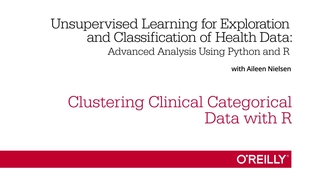 Clustering Clinical Categorical Data with R - Unsupervised