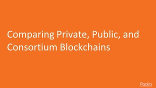 Video Thumbnail For Comparing Private Public And Consortium Blockchains
