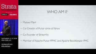 High-performance messaging with Apache Pulsar - Karthik