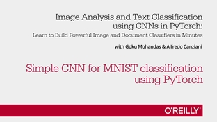 Simple CNN for MNIST classification using PyTorch - Image Analysis