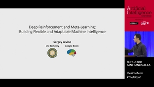 Deep reinforcement and meta-learning: Building flexible and