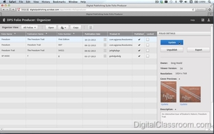 Updating A Folio - Adobe Digital Publishing Suite (DPS) [Video]