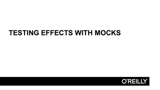 Testing Effects With Mocks - Functional Programming with