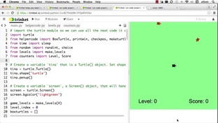Why Code A Game Using Pythons Turtle? - Python Game
