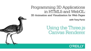 Canvas: Universal 2D Drawing 05 - Using the Three js Canvas Renderer