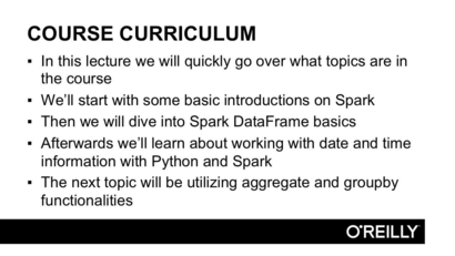 Course Curriculum Overview | Learning Path: Getting Up and